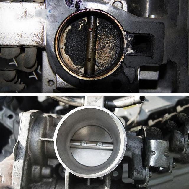 车越开越没力,噪声大,油耗高多是它引起的!教你快速辨别处理!