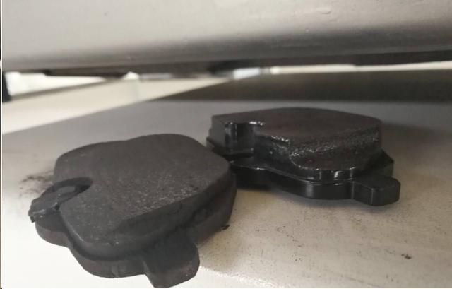 刹车系统的重中之重,如何判断刹车片需要更换?