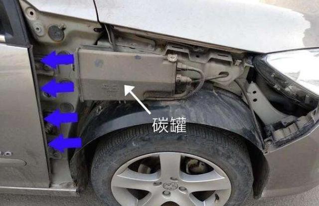 着车后车内一股汽油味是怎么回事?是不是漏汽油了?
